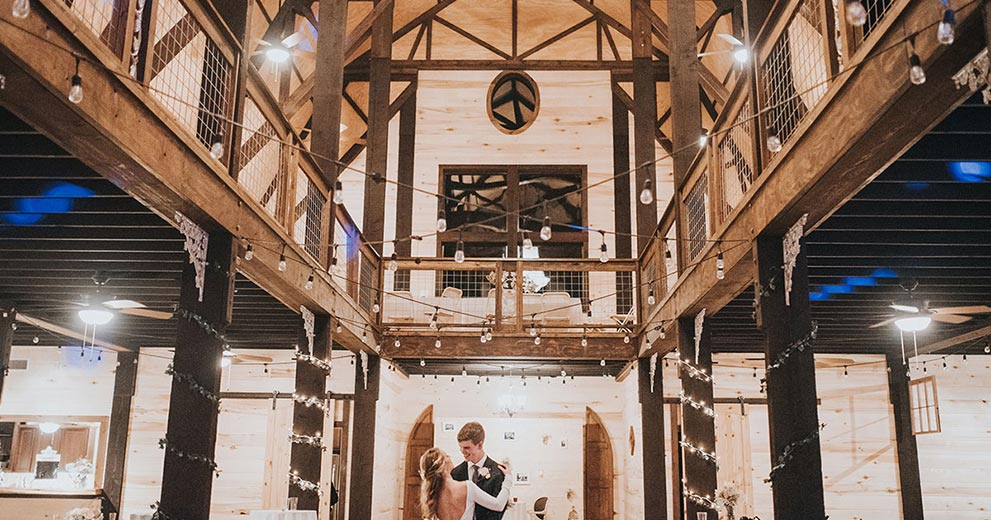 Building A Dream Barn & Event Venue