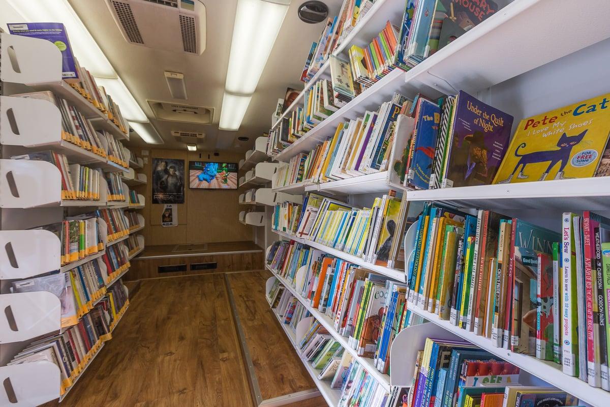 Bookmobile East Baton Rouge Parish Library