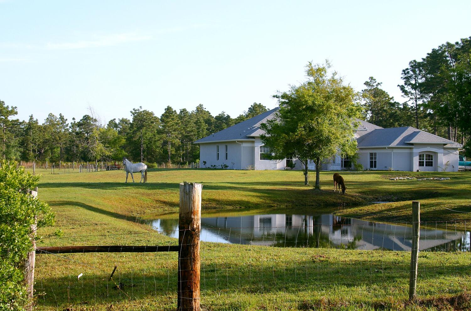 Florida Land Homesite