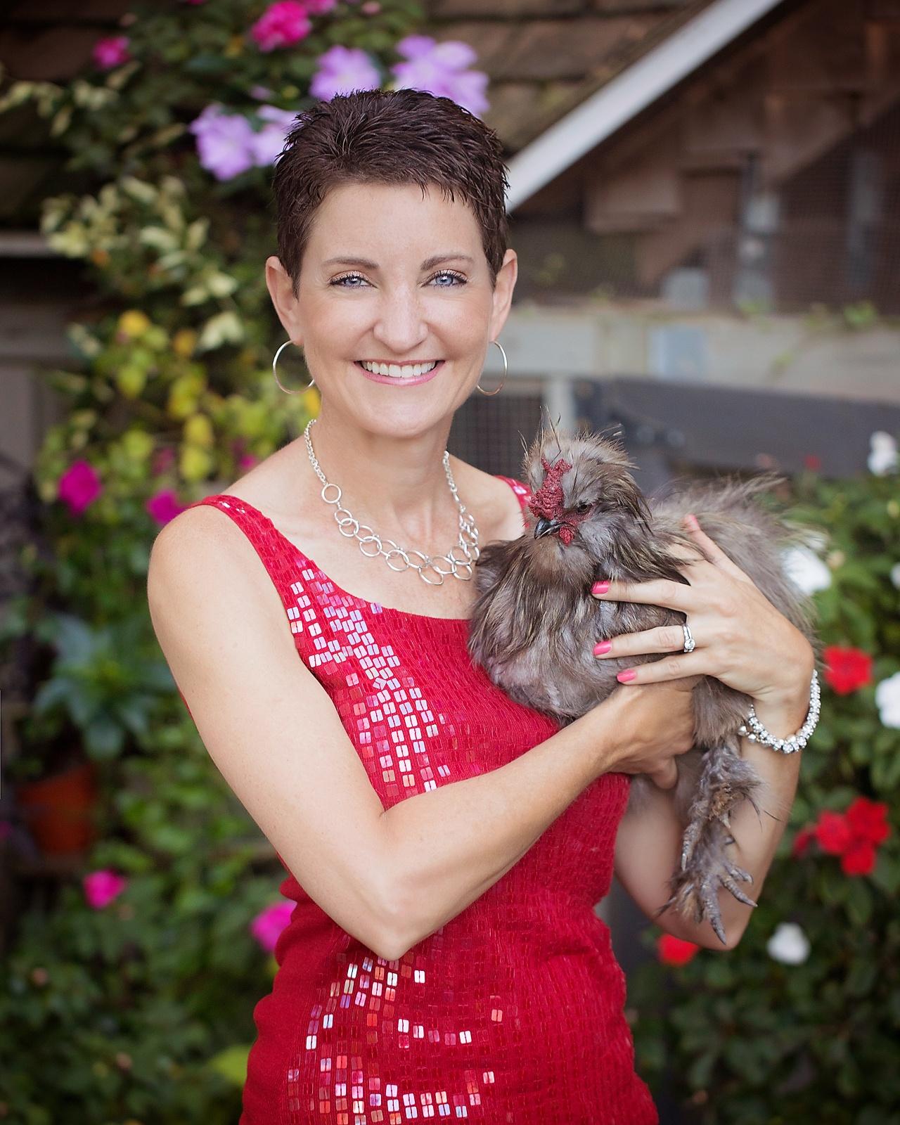 Kathy Shea Mormino - The Chicken Chick