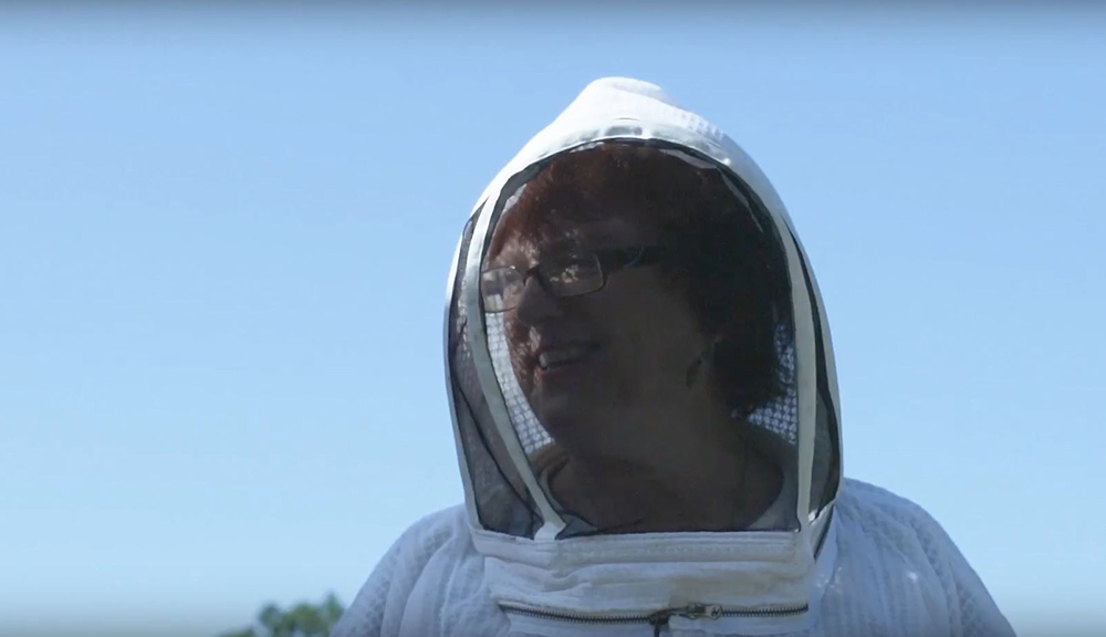 Lisa Beekeeping