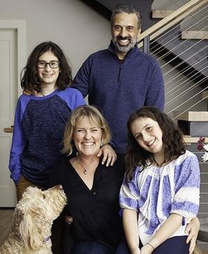 The Hartman family