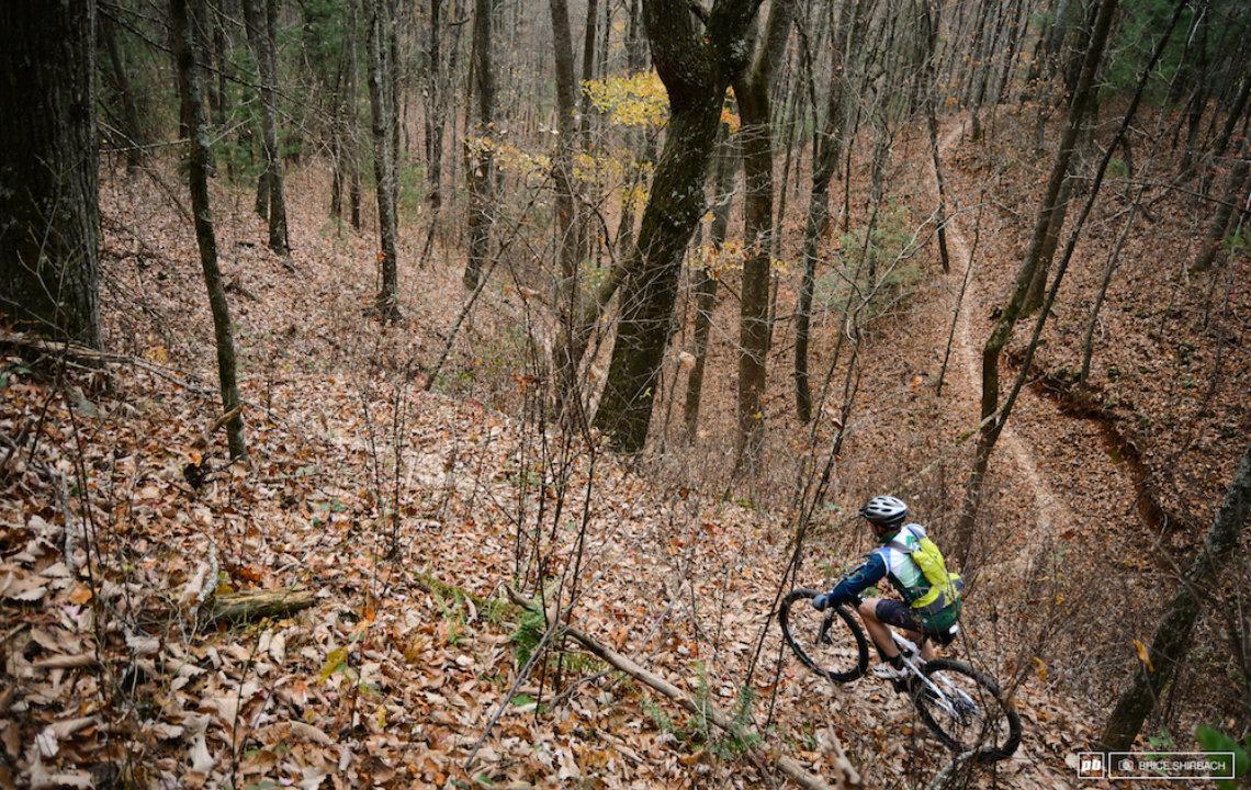 Biking trails retreat acreage