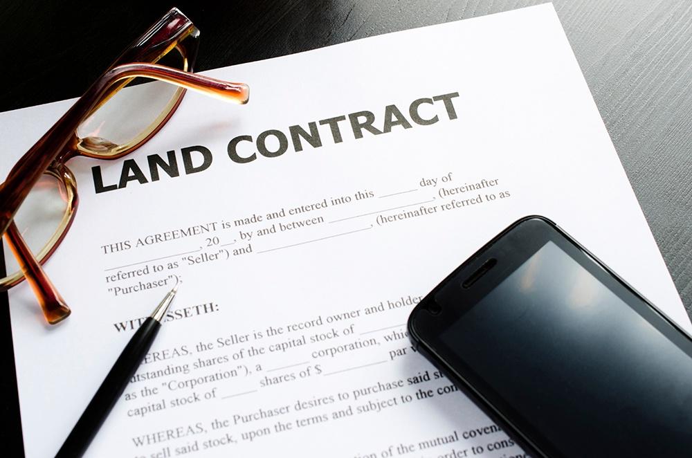 Financing Land Tips