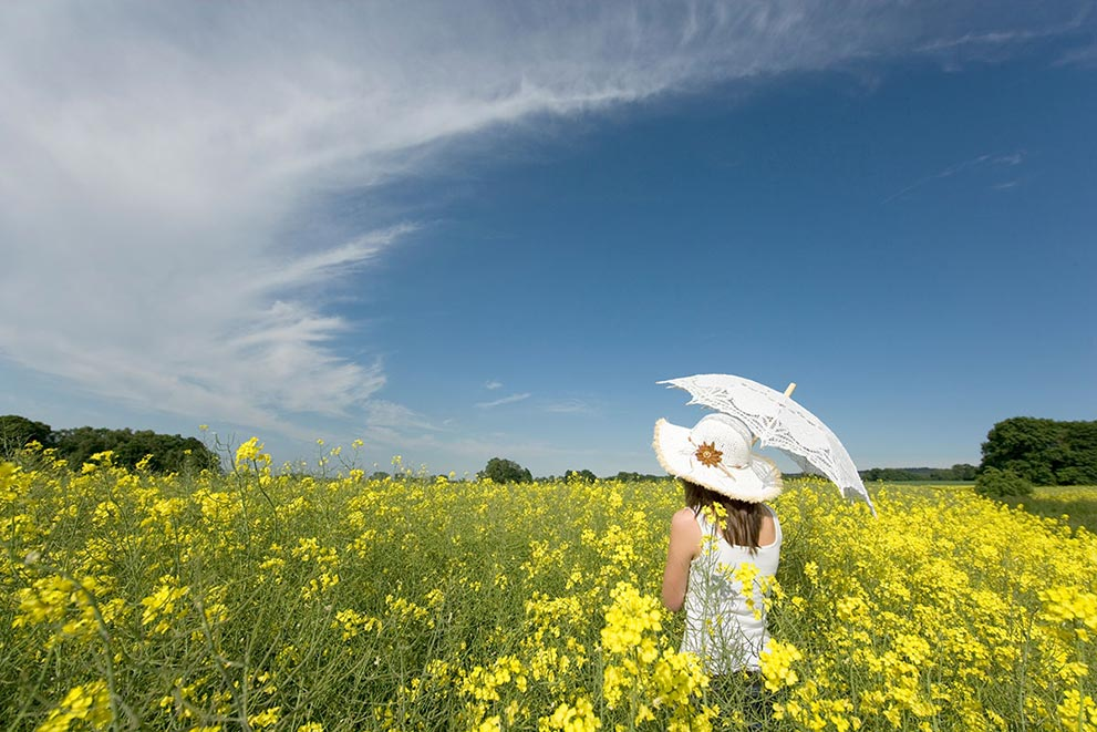 Does Country Living Act as a Probiotic