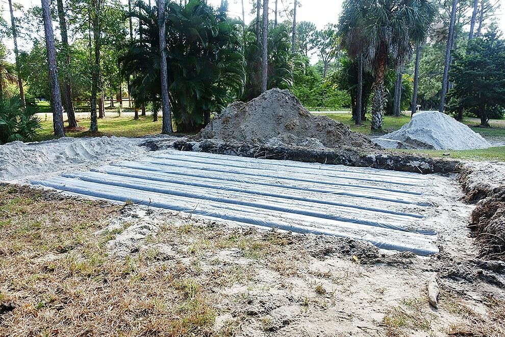 How to install a septic system in Nassau County, Florida