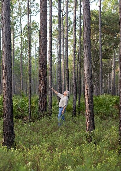 Steve Simmons in Ralph Simmons State Forest.jpg