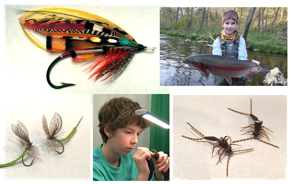 Fly-Tying teen