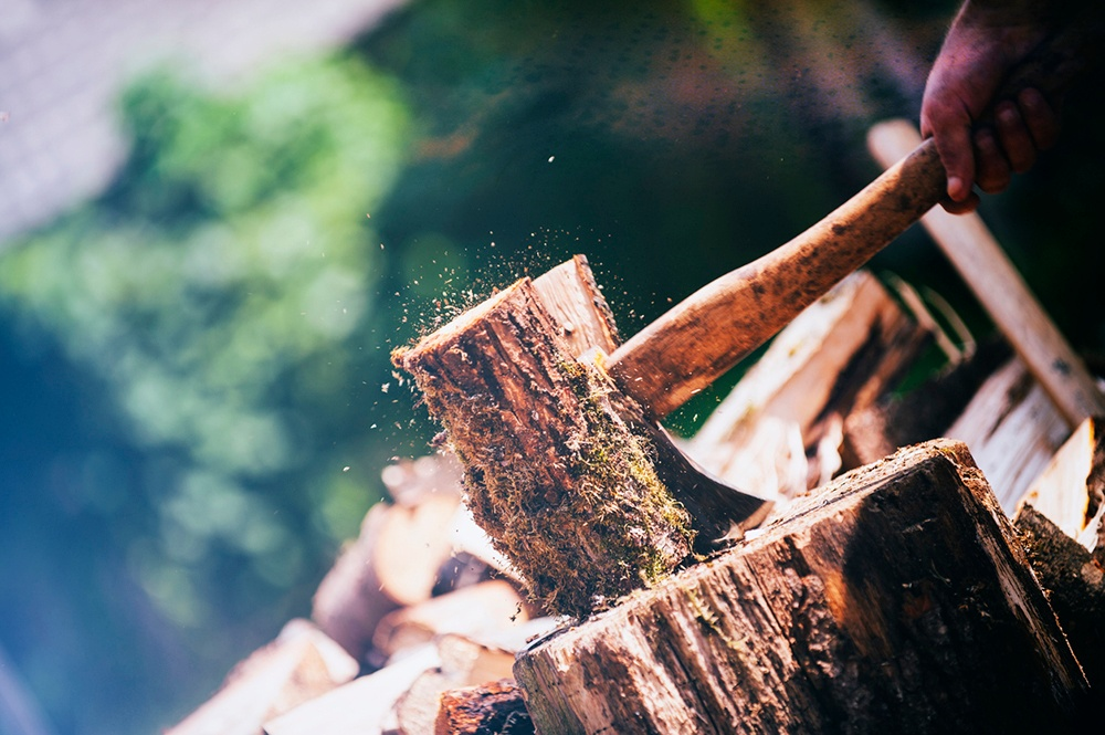 Chopping Wood for Fitness.jpg