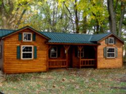 Amish Cabin Company Cumberland House Kit