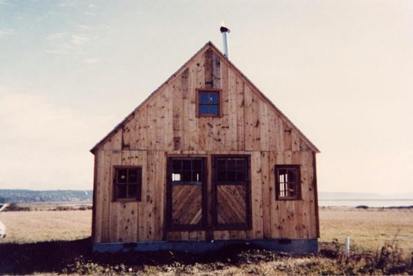 Shelter Kit Barn House