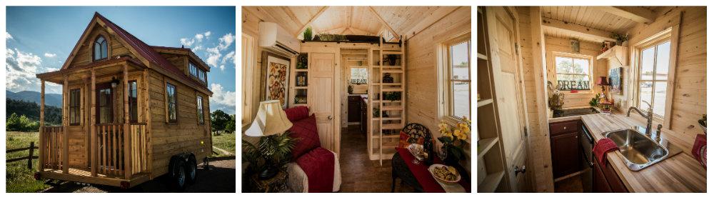 Tumbleweed Elm Tiny House