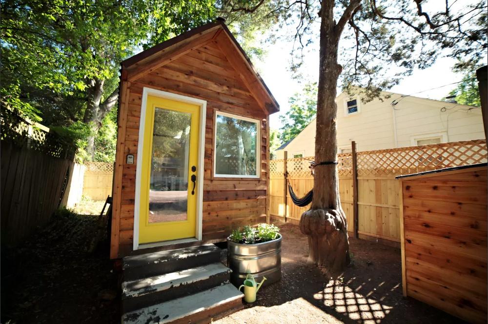 Cedar House Tiny House