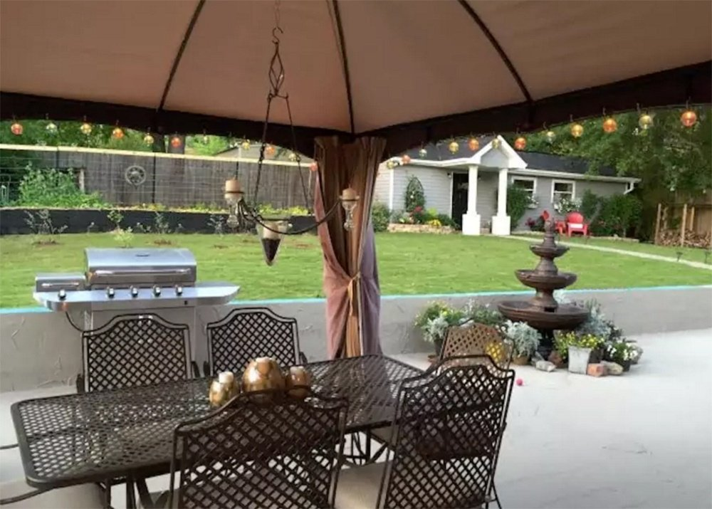 Tiny House Expert house backyard