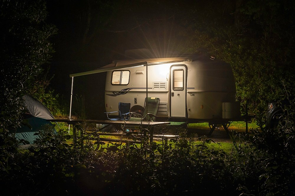 Putting an RV on your property