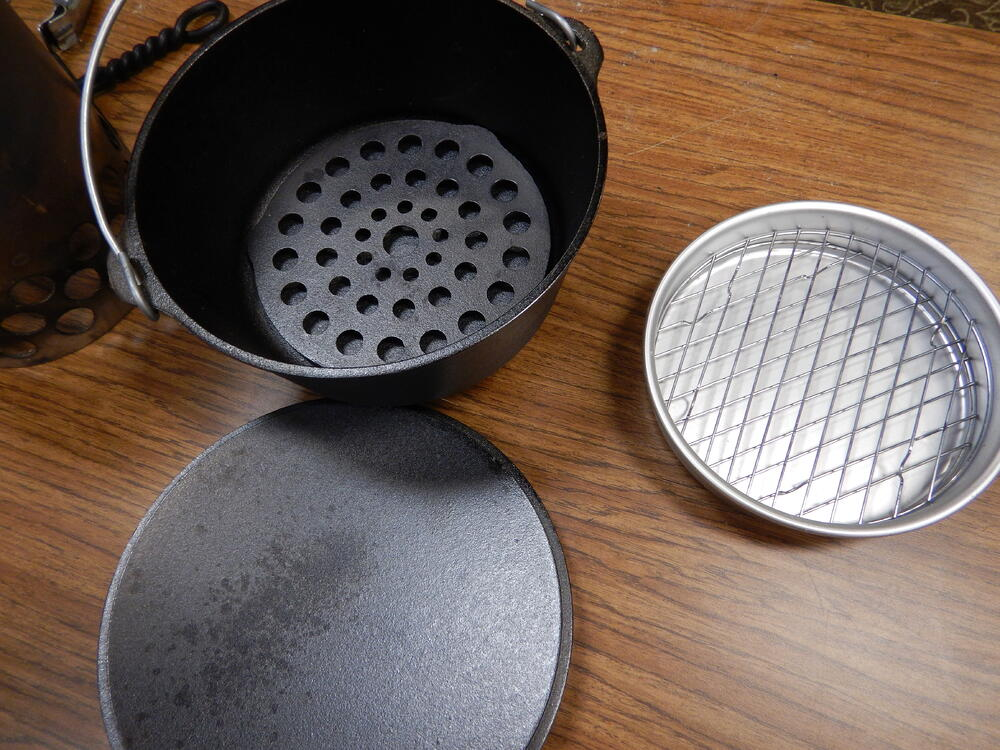 Dutch oven cooking accessories
