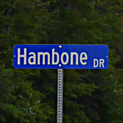 funny country road name