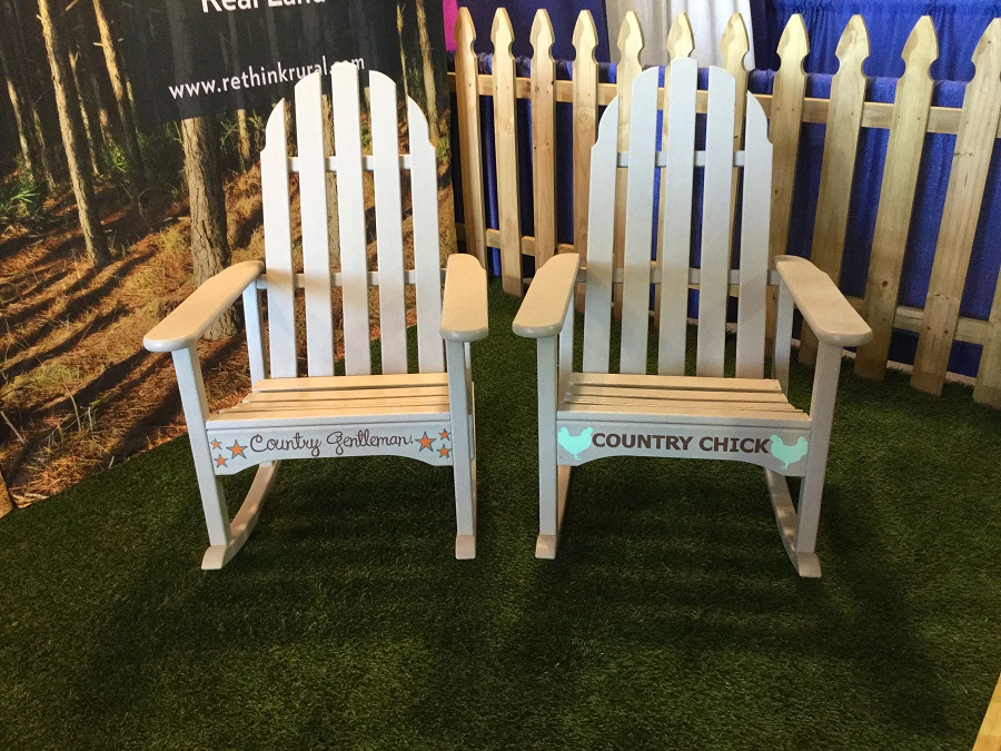 rocking chair giveaway sunbelt ag expo