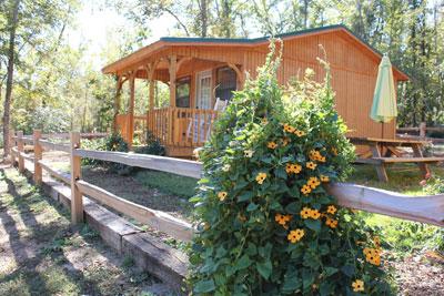 Sabor a Pasion Cabin