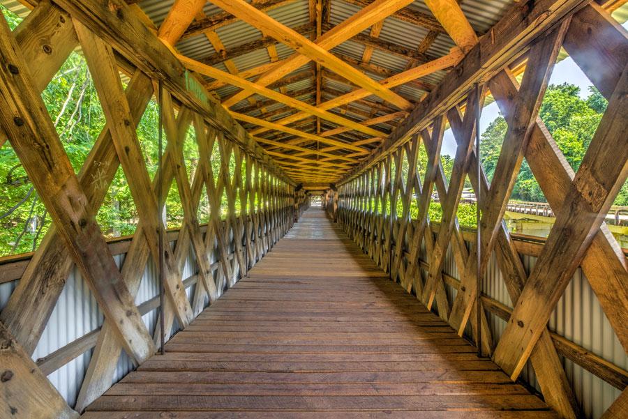 Clarkson-Legg Covered Bridge