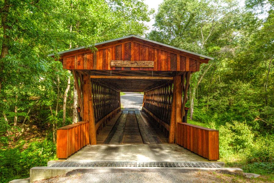 Easley Covered Bridge