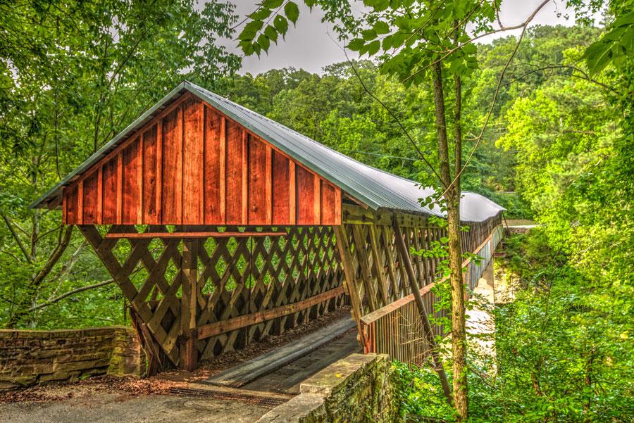 Horton's Mill Covered Bridge