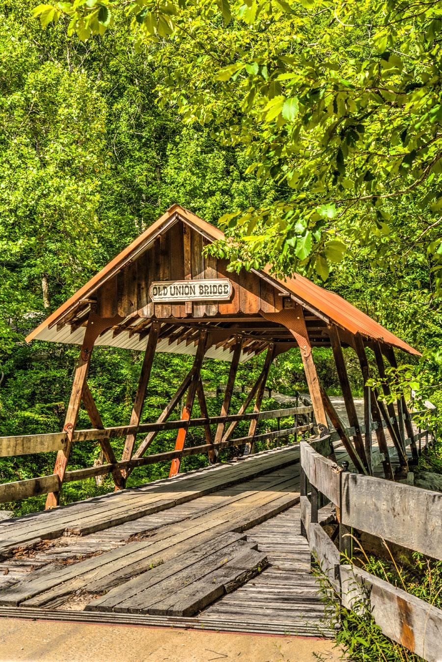Old Union Covered Bridge