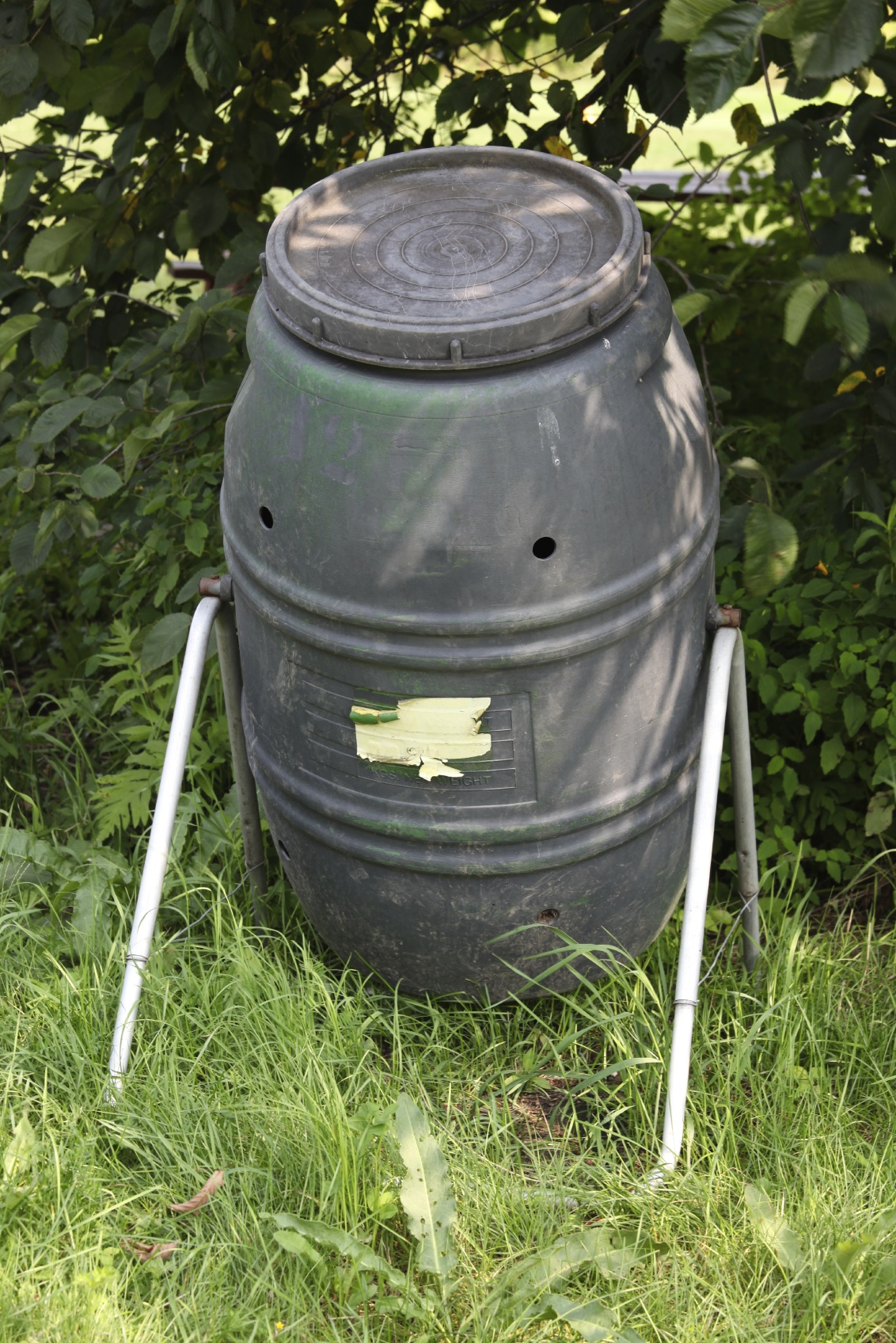 Rotating Compost