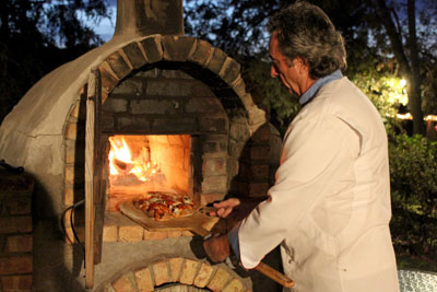 Sabor a Pasion outdoor fire cooking