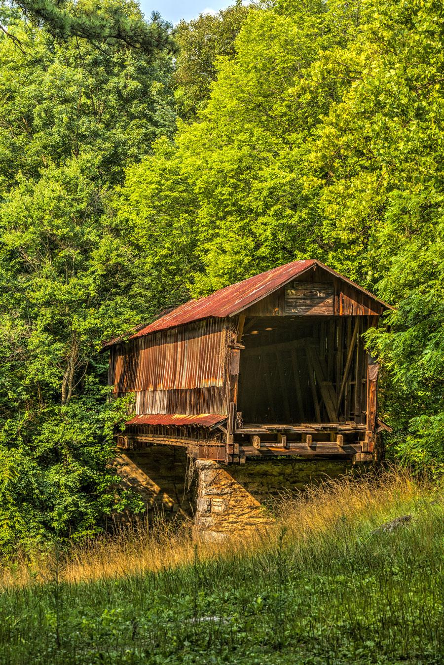 Riddle Mill Bridge