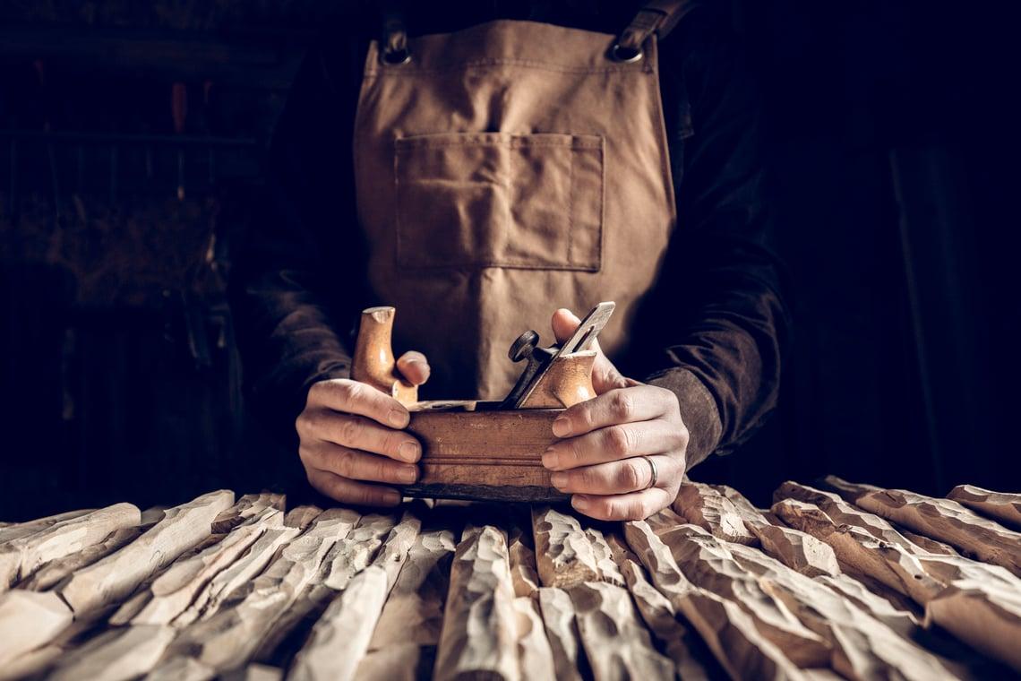 Primitive crafts and survival skills