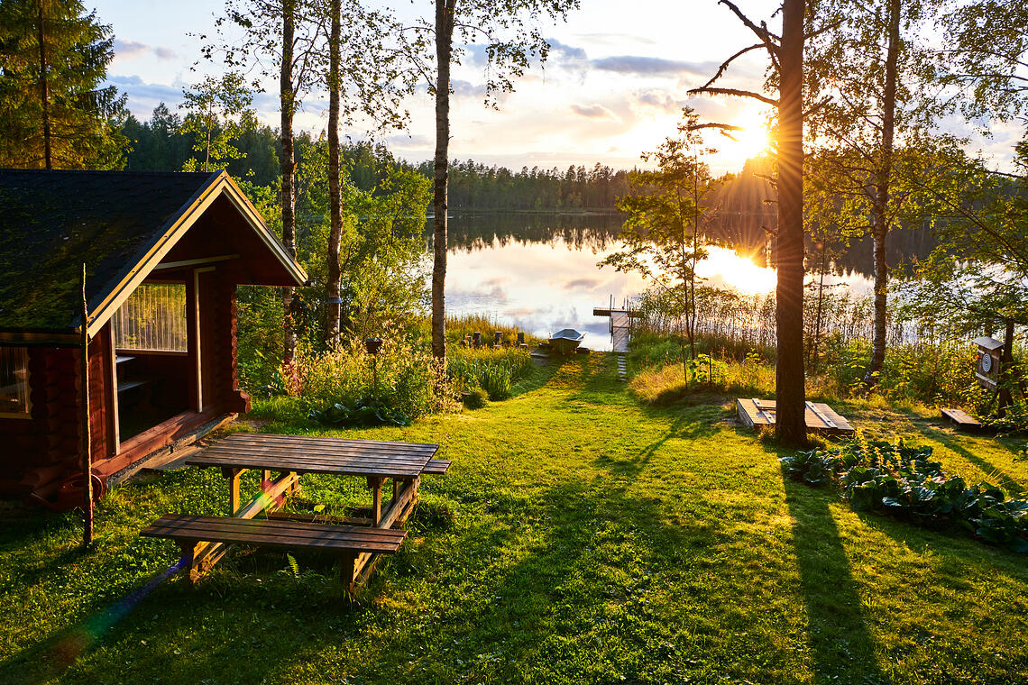 Shelter options for your recreational land