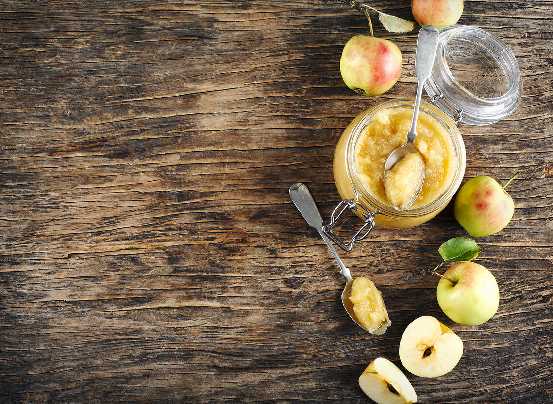 How to make fool-proof applesauce (and apple butter)