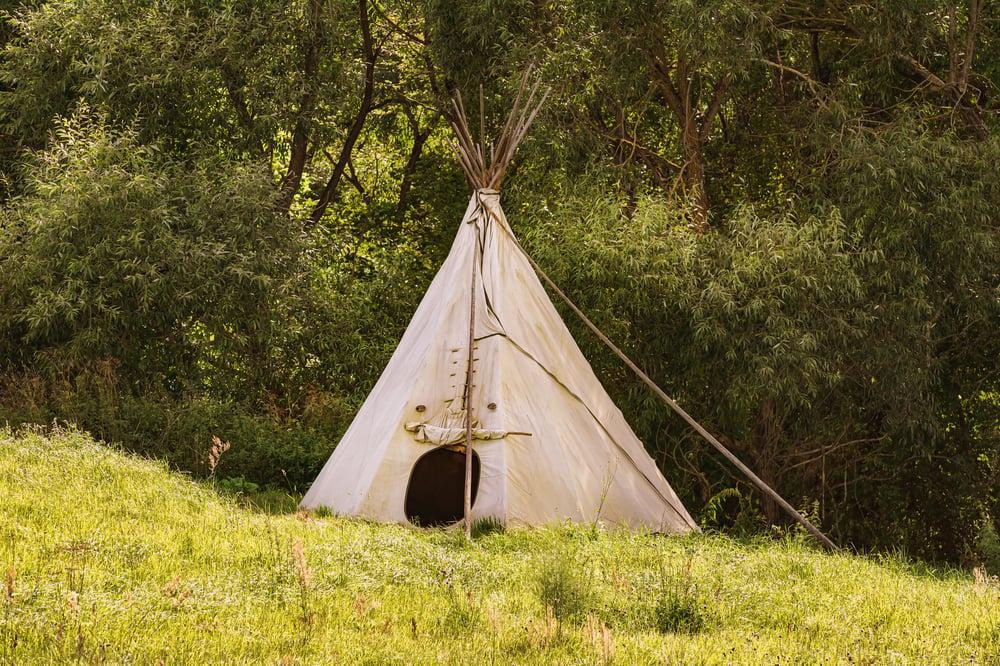 primitive shelter recreational property