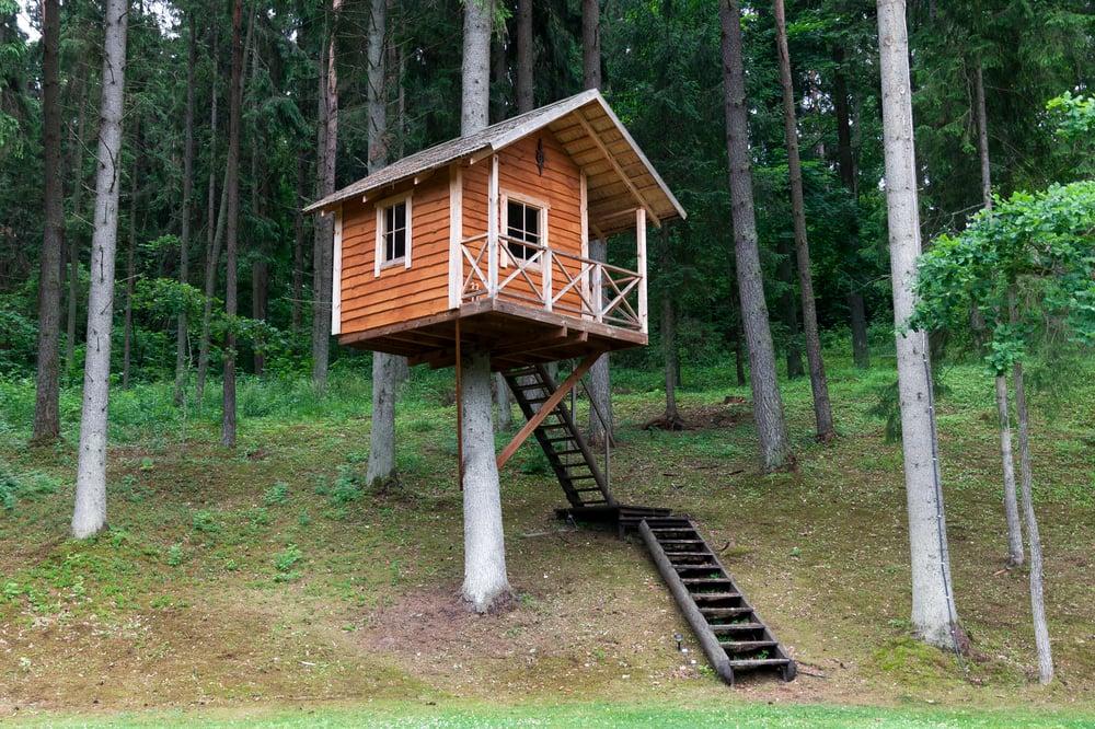 tree houses recreational property