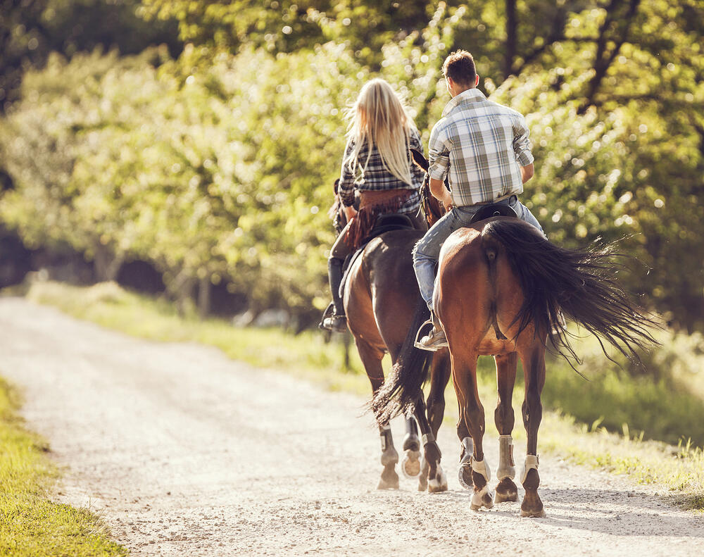how to celebrate valentine's day in the country