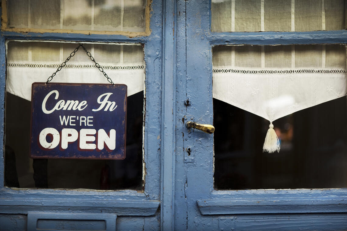 Five tips on starting a rural business