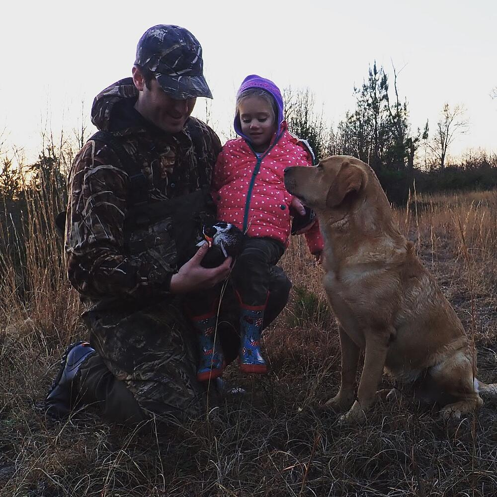how to introduce kids to hunting