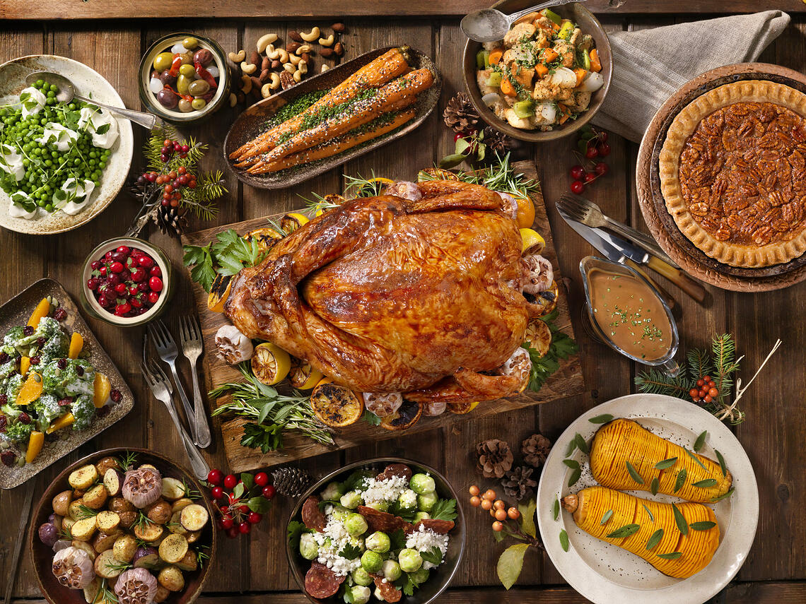 How to cook healthier this thanksgiving