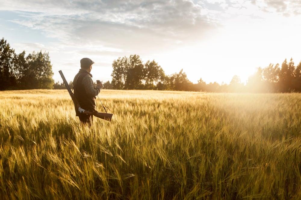 deer hunting land