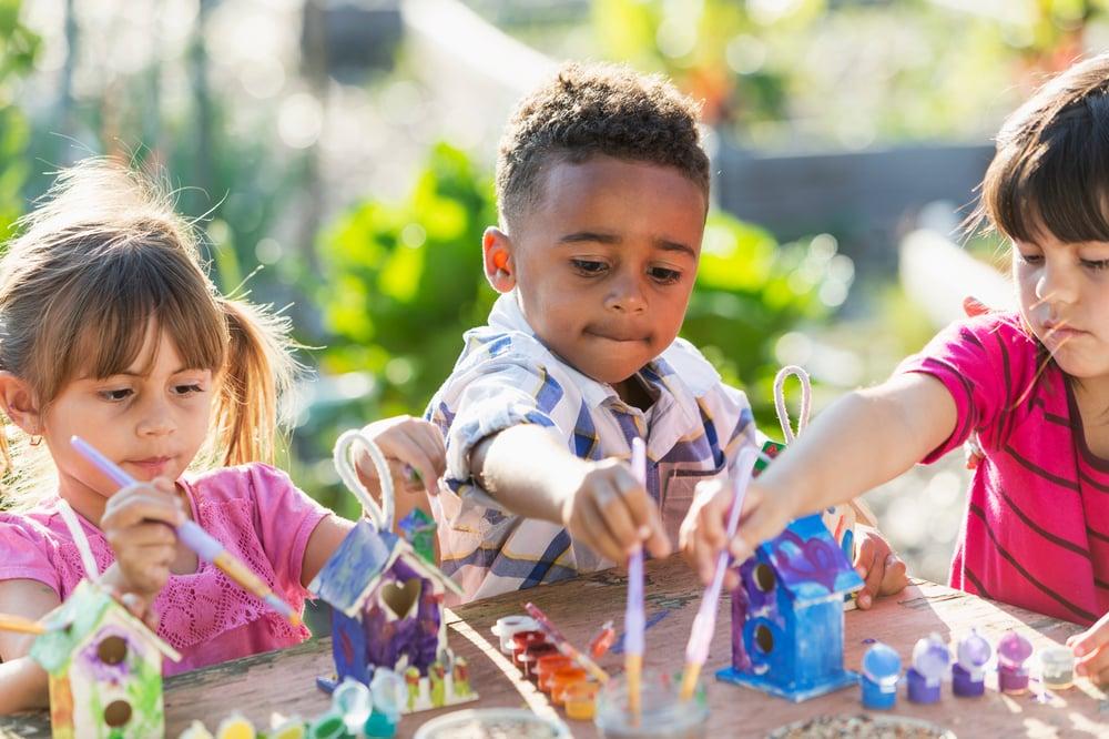 Spring art Kids