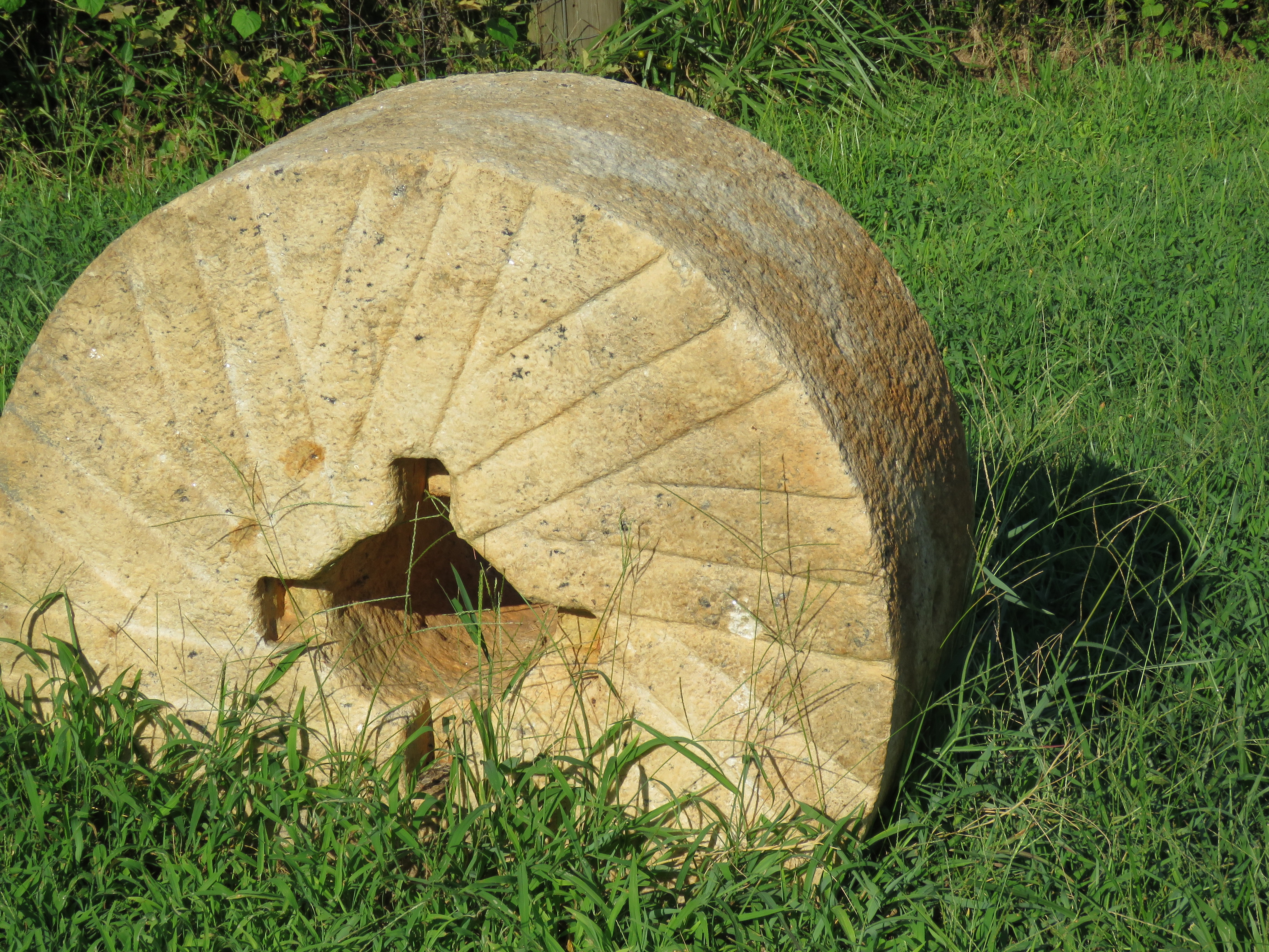 A Suber Mill Millstone