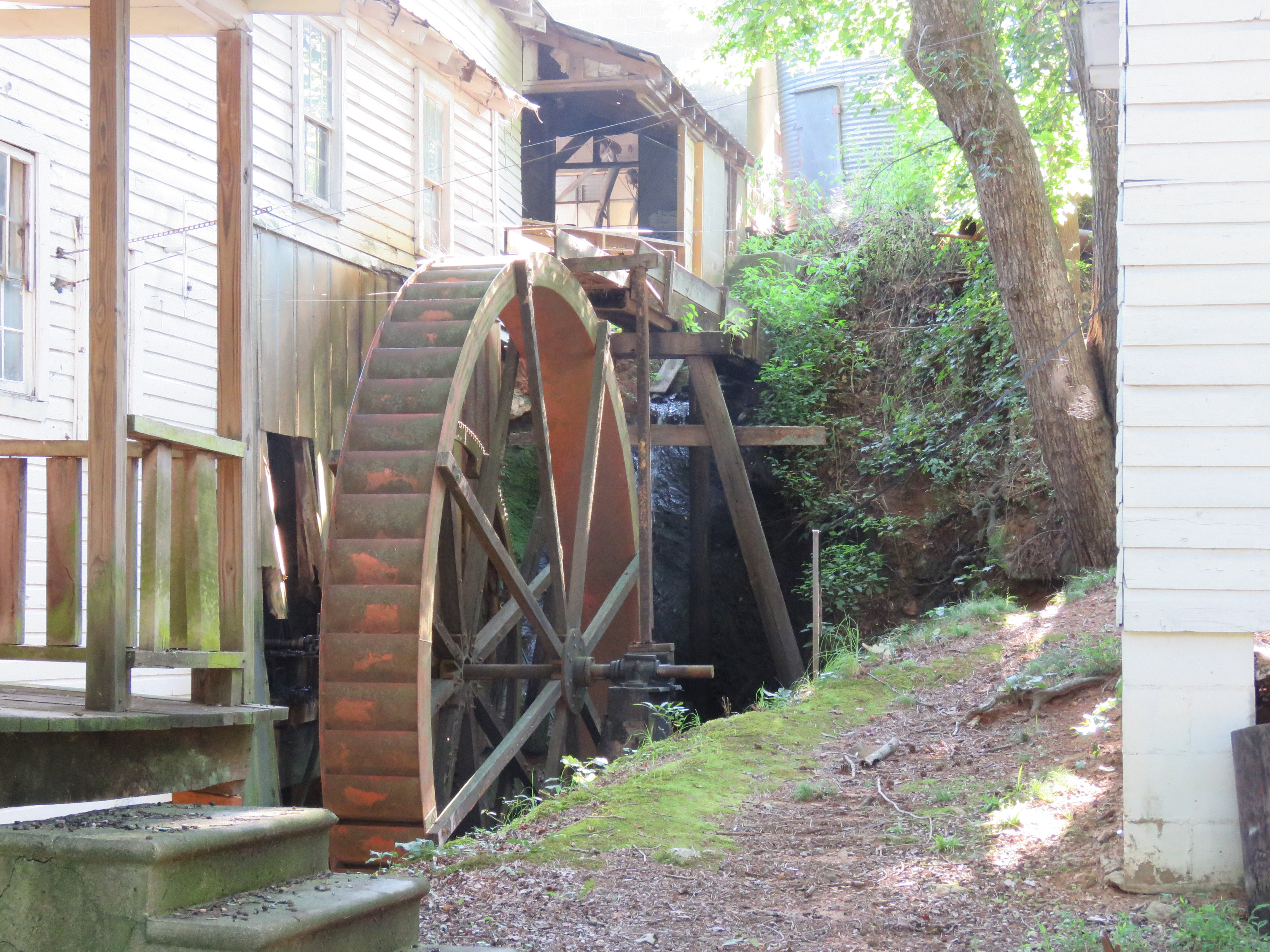 Suber Mill in South Carolina