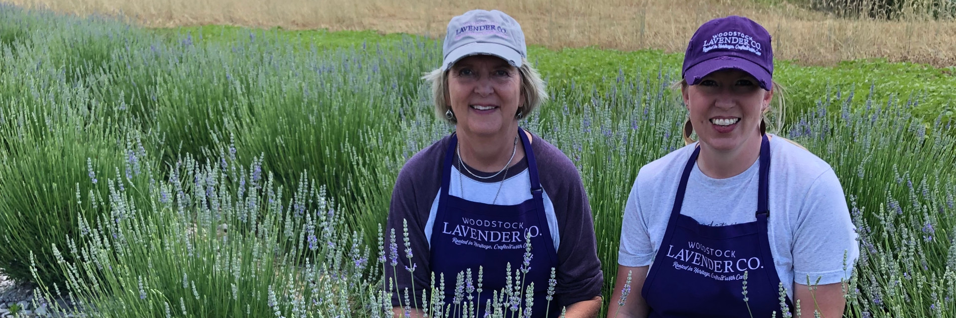 Woodstock Lavender Co.---A Mother Daughter Herb Farm Thrives in Kentucky