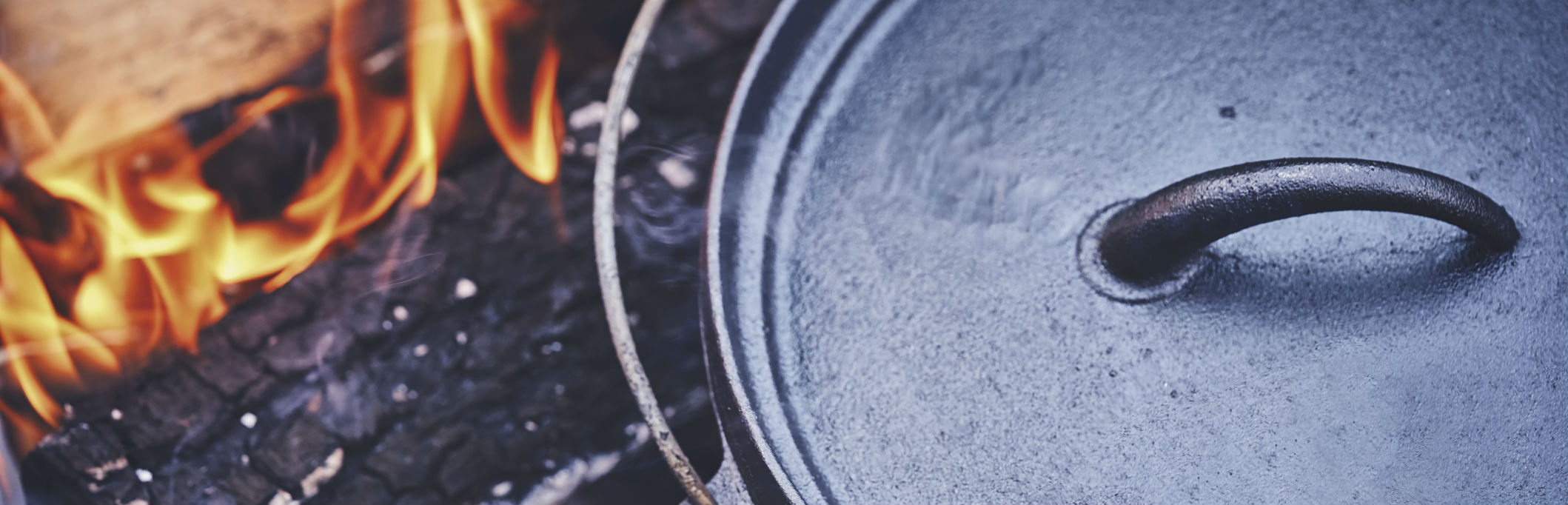Cooking without power: an introduction to dutch oven cooking