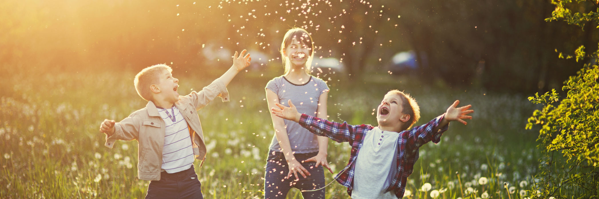 Spring break ideas for country kids