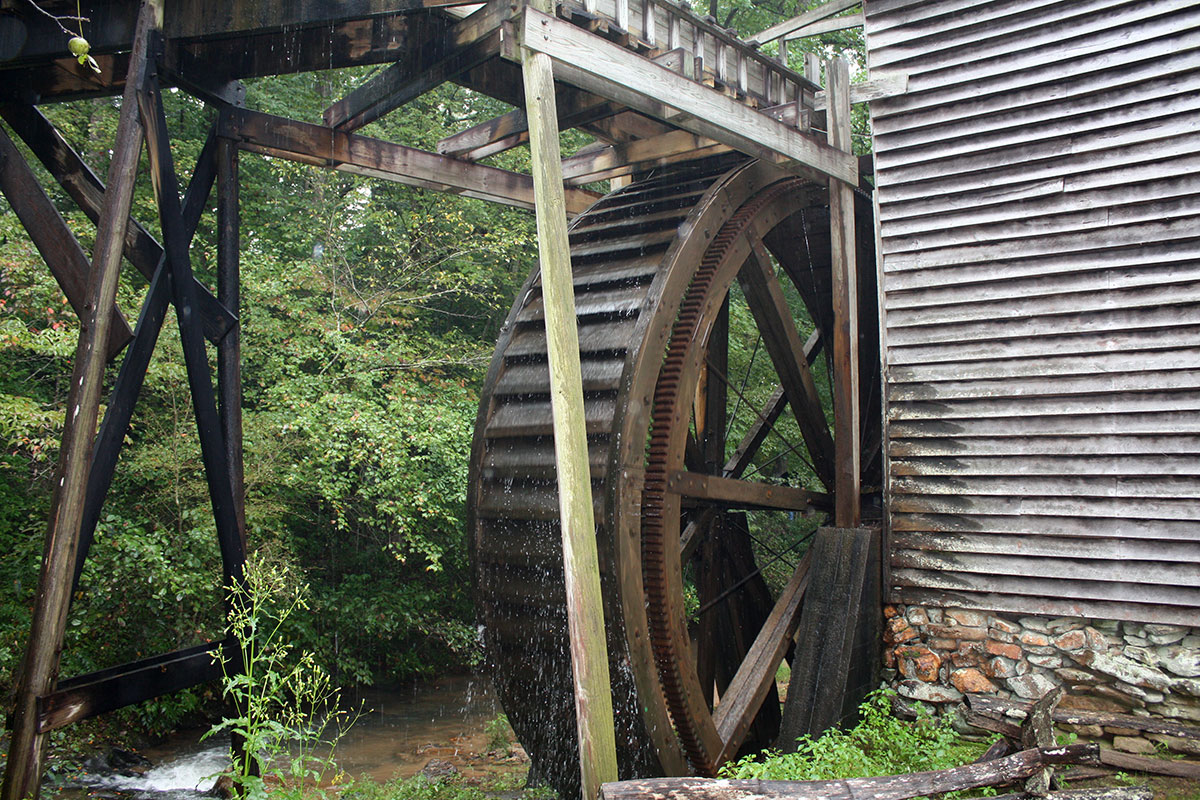 The Importance of Grist Mills in Rural America