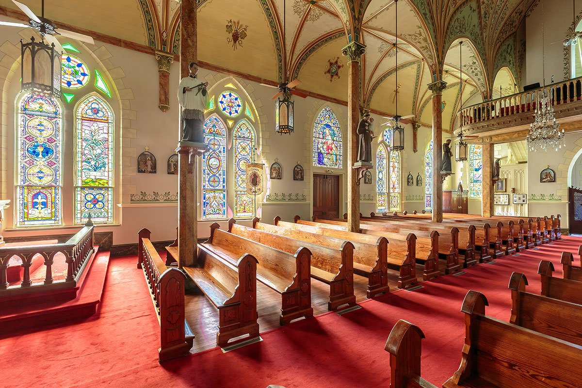 The Painted Churches of Texas