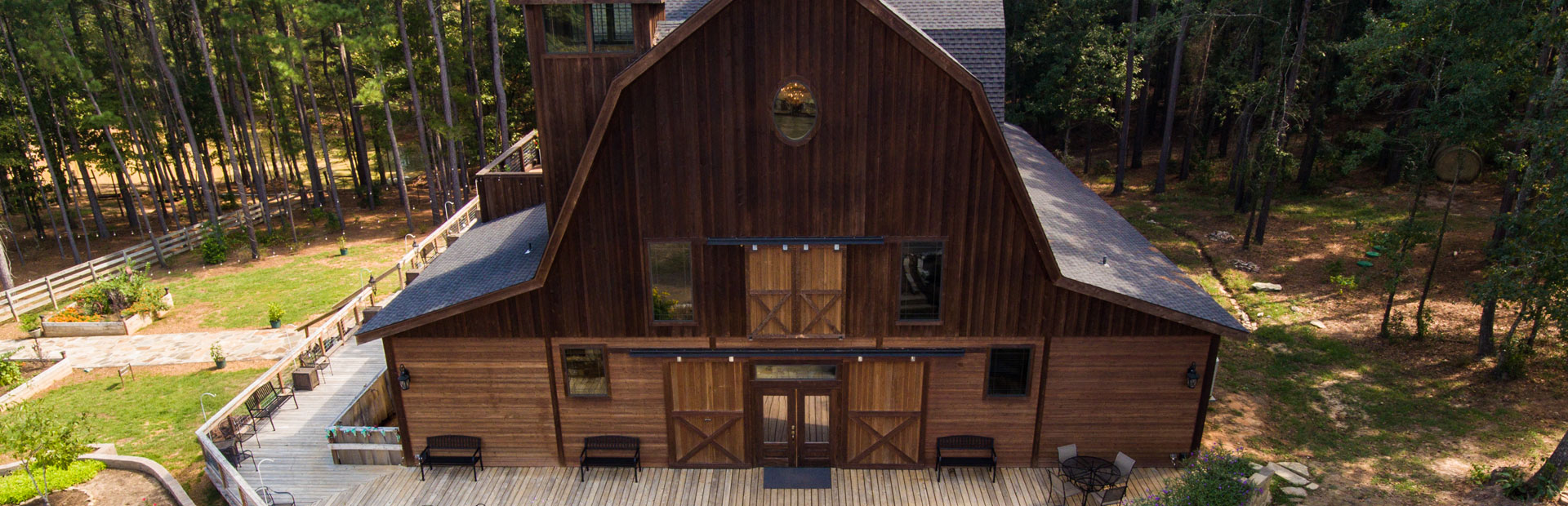 How to do business in a barn