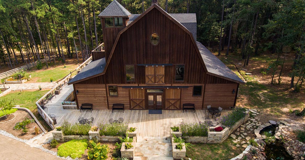 How One Couple Built the Barn Event Venue of Their Dreams | Rethink:Rural Blog